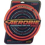 Aerobie 6046388 - Pro Flying Ring pierścień do rzucania o średnicy 33 cm, pomarańczowy