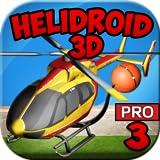Helidroid 3 PRO : 3D RC Hubschrauber