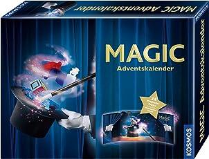 Kosmos Zauberei 698850 Magic Adventskalender 2018