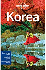 Lonely Planet Korea (Travel Guide) Paperback