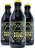 Philosoffee Koldbrew Tonic | 9 Flaschen | Cold Brew Coffee aus Spezialitätenkaffee & Tonic Water | 100% Bio & Nachhaltig | natürliches Koffein & Vegan | (9)