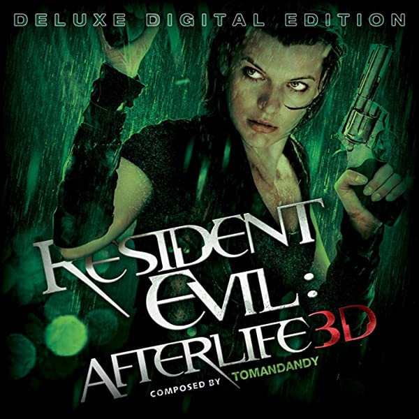 Resident Evil Afterlife Deluxe Version By Tomandandy On Amazon