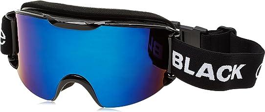 Black Crevice Erwachsene Skibrille