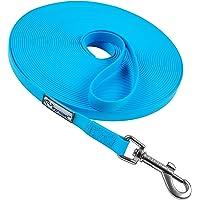 Laisse Chien,5m|10m|15m Longe pour Chien Flexi Laisse Dressage Corde Chien Reglable Solide Main Libre Laisse Longue…
