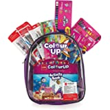 Cello ColourUP Hobby Bag for Kids | Drawing Kit | Stationery Kit | Best for Gifting | Oil Pastel (25 Units) | Jumbo Wax Crayo