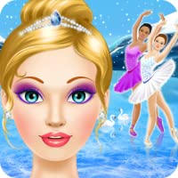 Ballerina Salon: Spa, Makeup and Dress Up - Ballet Beauty Makeover Girls Game!