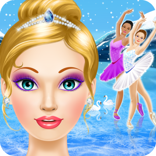 , Makeup and Dress Up - Ballet Beauty Makeover Girls Game! (Dress Up Und Make Up Spiel)