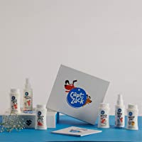 Captain Zack The Miniature Groom Box, Ideal for First Time Customers Ultimate 7-in-1, Head-to-Paw Groom-Kit for Your…