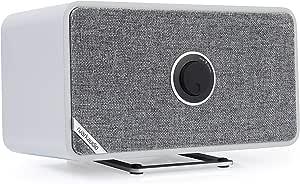 Ruarkaudio Mrx Connected Bluetooth Lautsprecher Grau Audio Hifi