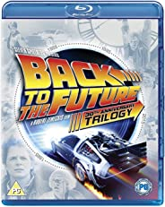Back to The Future Trilogy: The Complete 3 Movies Collection - Part 1 + Part 2 + Part 3 (30th Anniversary Edition) (4-Disc B