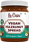 Vegan Hazelnut Chocolate Spread   All Natural   Product of India   350g  