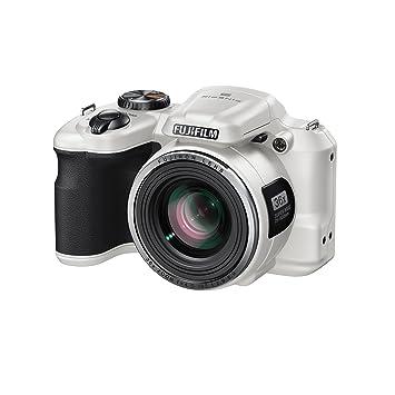 Fujifilm FinePix S8600 Camera - White 3 inch LCD: Amazon.co.uk ...
