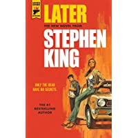 Later: Stephen King, Edizione Inglese