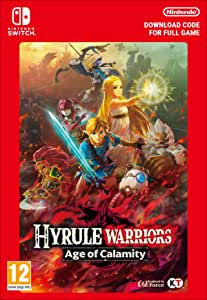 Hyrule Warriors: Age of Calamity Standard | Nintendo Switch - Download Code