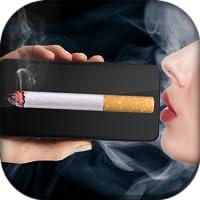 Virtuelle Zigaretten rauchen