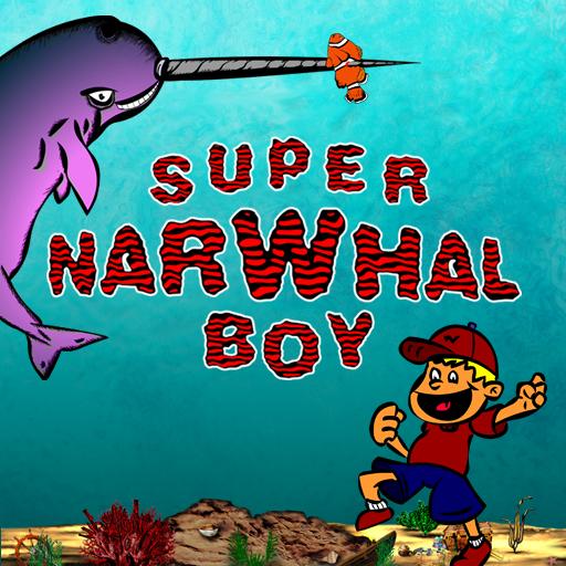Super Narwhal Boy