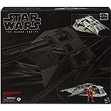 Star Wars L'Empire Contre-Attaque - Snowspeeder avec figurine Dak Ralter de 15 cm