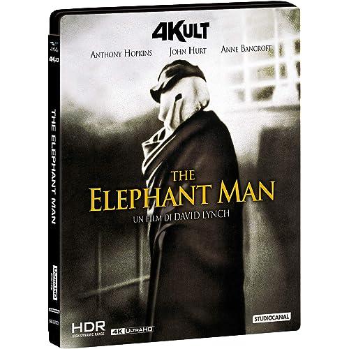 "The Elephant Man ""4Kult"" (Bd 4K + Bd Hd) (2 Blu Ray)"