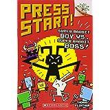 Super Rabbit Boy vs. Super Rabbit Boss!: A Branches Book (Press Start! #4): A Branches Book