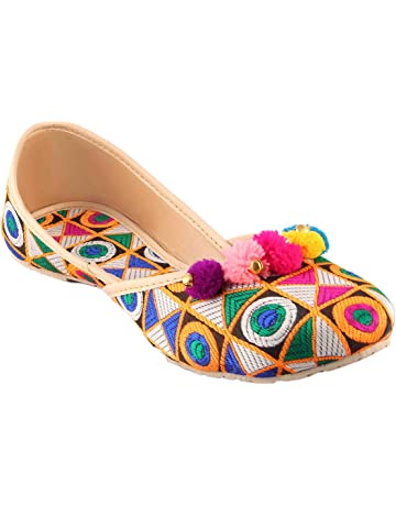 5e787af7cfd1e Womens Ethnic Footwear: Buy Womens Ethnic Footwear Online at Best ...
