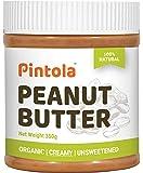 Pintola Organic Peanut Butter (Creamy) (350g)