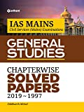 IAS Mains Chapterwise Solved Papers General Studies 2019-1997