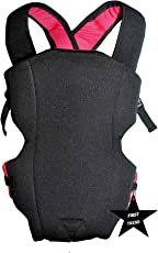 First Trend Baby Carrier with Extra Cushion Padding Front Facing in and Out