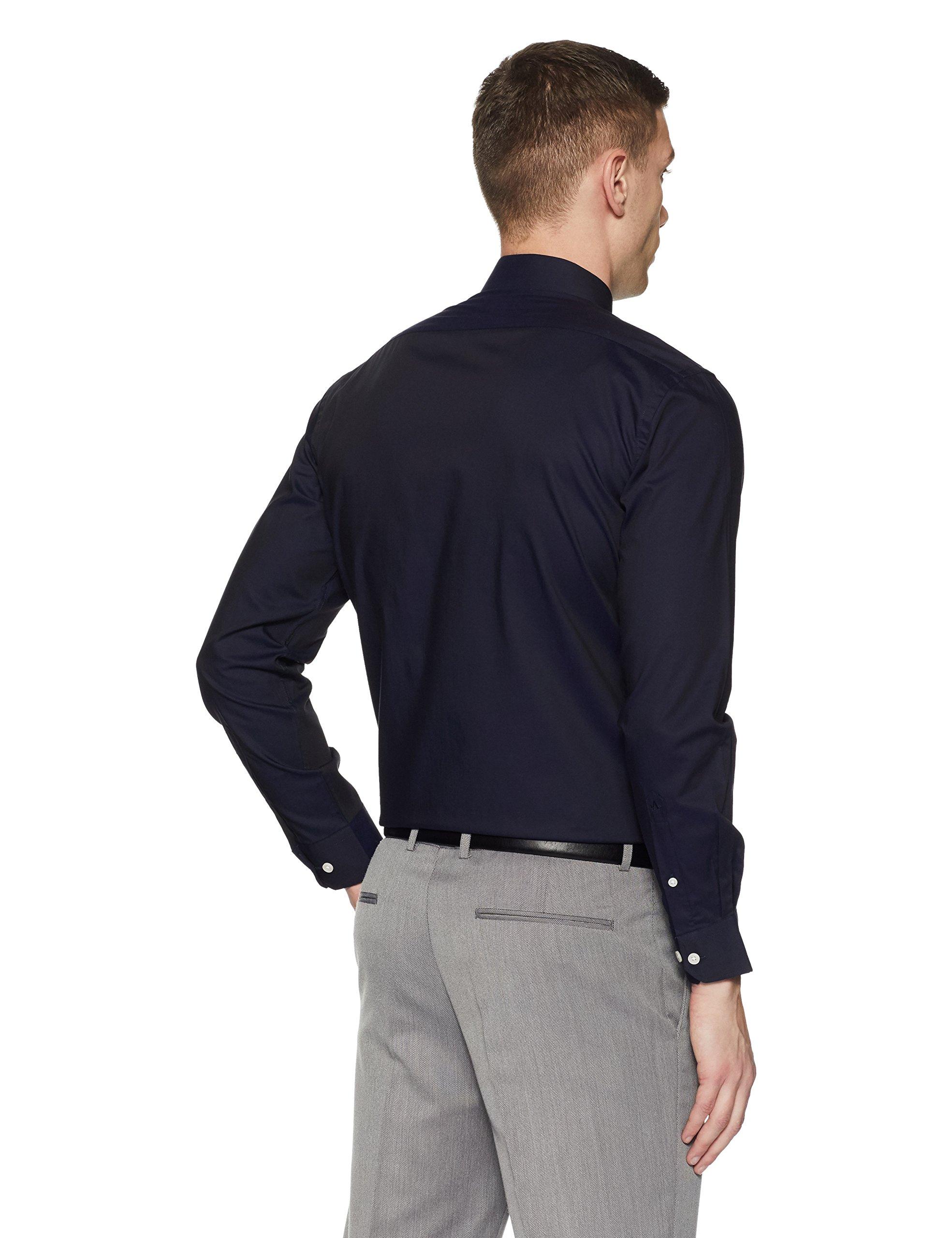 Arrow-Mens-Solid-Regular-Fit-Formal-Shirt