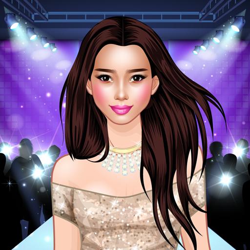 Fashion Model - angehender Star (Mode-design-spiele)