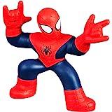 Marvel Heroes of Goo Jit Zu- Spiderman Heroes of Goo JIT Zu Coffret sous Licence Officielle héros Marvel Supagoo-Spider-Man,