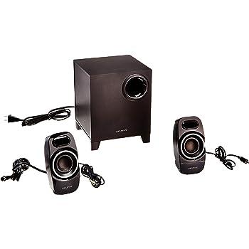 Creative A250 2.1-Channel Multimedia Speaker System (51MF0420AA002)