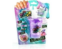 Slime-3555801358012 Bolsa de polvo, Color surtido (Canal Toys SSC001)