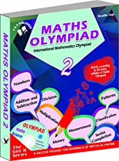 International Maths Olympiad - Class 2  with CD: Theories with Examples, Mcqs and Solutions, Previous Questions, Model Test Papers
