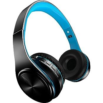 OMORC Bluetooth Cuffie Stereo Waver Wireless Headphones Pieghevole ... dbce367725e3