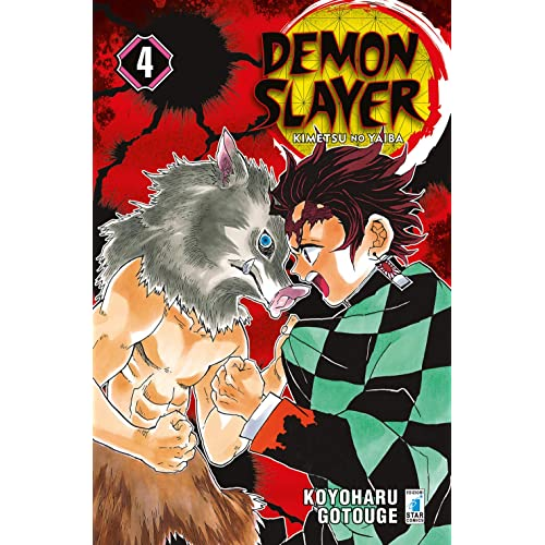 Demon slayer. Kimetsu no yaiba (Vol. 4)