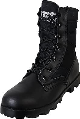 Savage Island Army Combat Jungle Boots