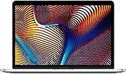 Apple MacBook Pro 2019 Model (13-Inch, Intel Core i5, 2.4Ghz, 8GB, 256GB, Touch Bar, 4 Thunderbolt3 Ports, MV992), Eng KB, S