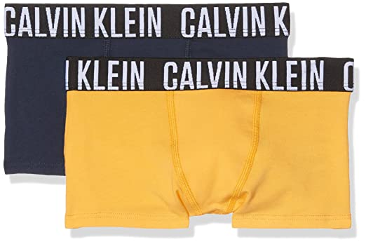 94f6a8ecf25c Calvin Klein Boy s Intense Power 2 Pack Trunk  Amazon.co.uk  Clothing