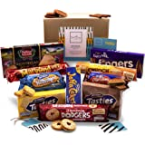Hamper Gift Biscuits Gift Set Box Selection of Britain's Top Ten Biscuits with Ten Full Sized Biscuit Packs (2.3 kilos) - Bul