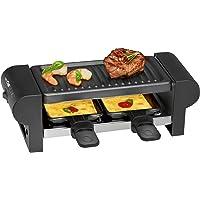 Clatronic RG3592 Raclette pour 2 Personnes