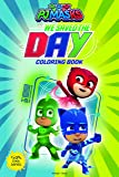 We saved the Day: PJ Masks - Giant Coloring Book For Children