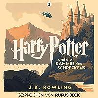 Harry Potter und die Kammer des Schreckens - Gesprochen von Rufus Beck: Harry Potter 2