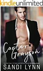 Carter Grayson (Redemption Series Book 1) (English Edition)