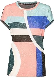 Dorothy Perkins Maternity Short Sleeve Gypsy Top Abstract Print Blusa Premaman Donna