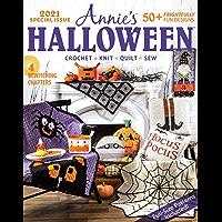Annie's Halloween: 50+ Frightfully Fun Designs (English Edition)