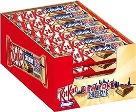 "Nestle KitKat Chunky ""New York Cheesecake"" 24 x 42g Riegel"