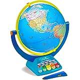 Learning Resources- Mappamondo parlante GeoSafari Jr, Colore, EI-8888