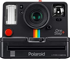 Polaroid Onestep +, I Type Camera Black - 9010