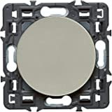 LEG69111 Legrand Nickel Velours C/éliane Plaque avec 1 Poste