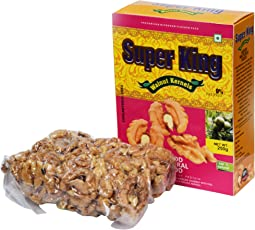 Super King Kashmiri Walnut Kernels, 250g
